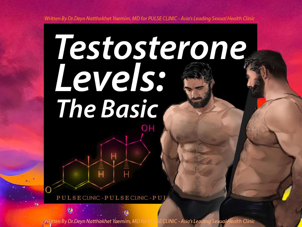 Testosterone Levels: The Basics