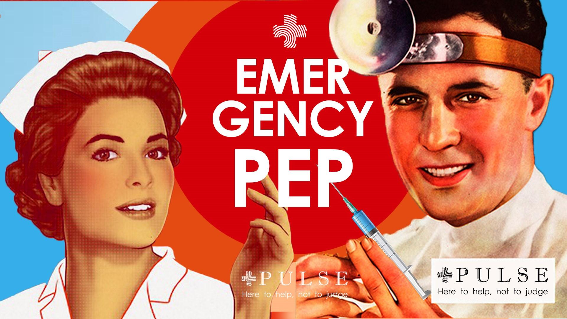 PEP (Emergency PEP)